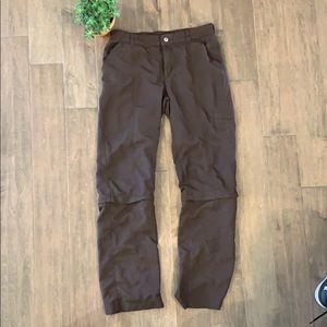Columbia Convertible Zip Off Leg Pants